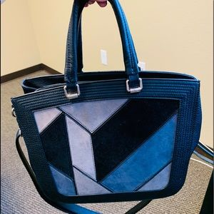 Handbags - Tote Navy